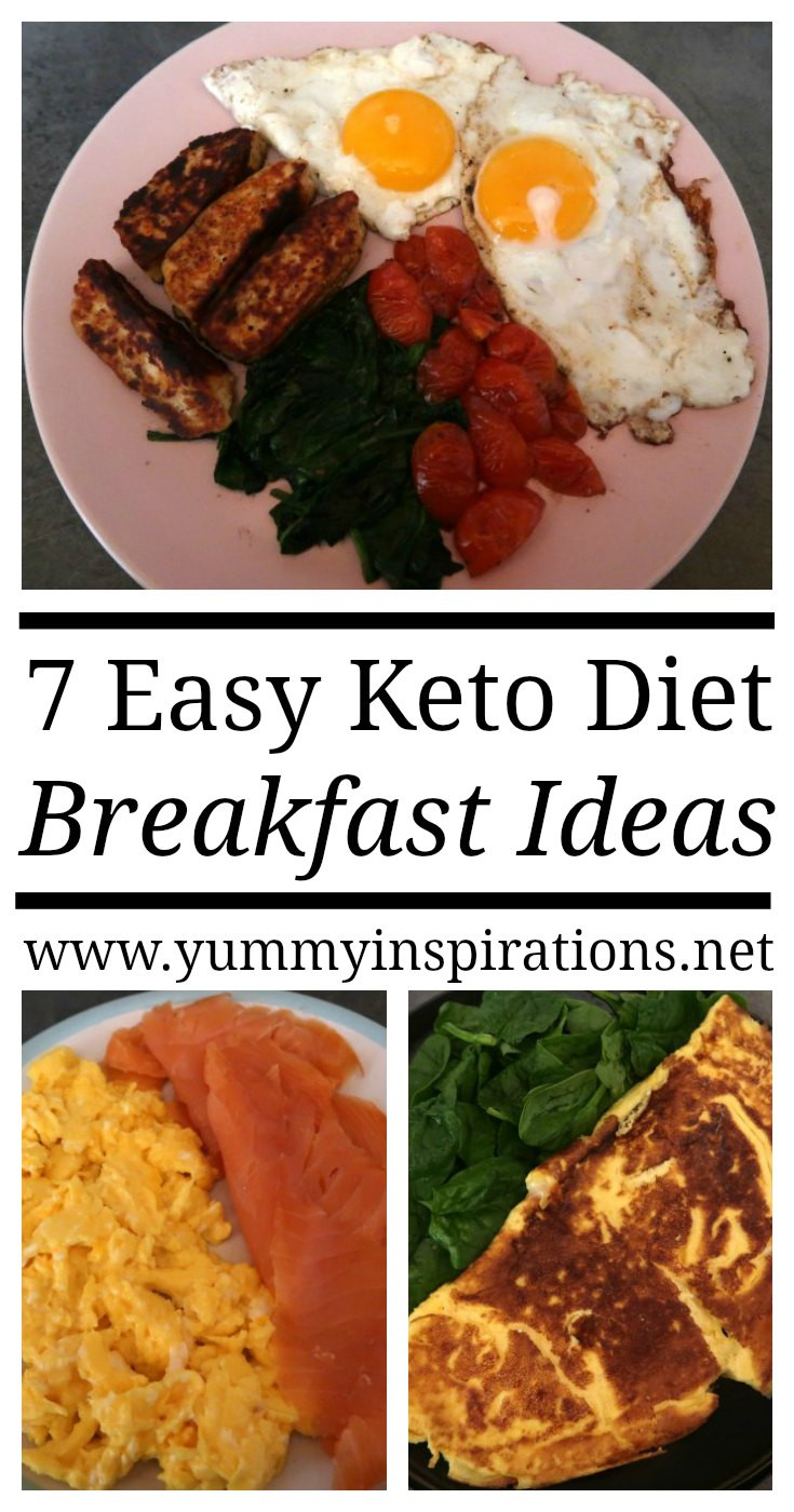 Keto Diet Recipes Breakfast  7 Keto Diet Breakfast Ideas Easy Low Carb & Ketogenic