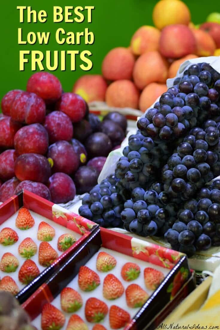 Keto Diet Snacks Fruit  Best Low Carb Fruits List for a Keto Diet