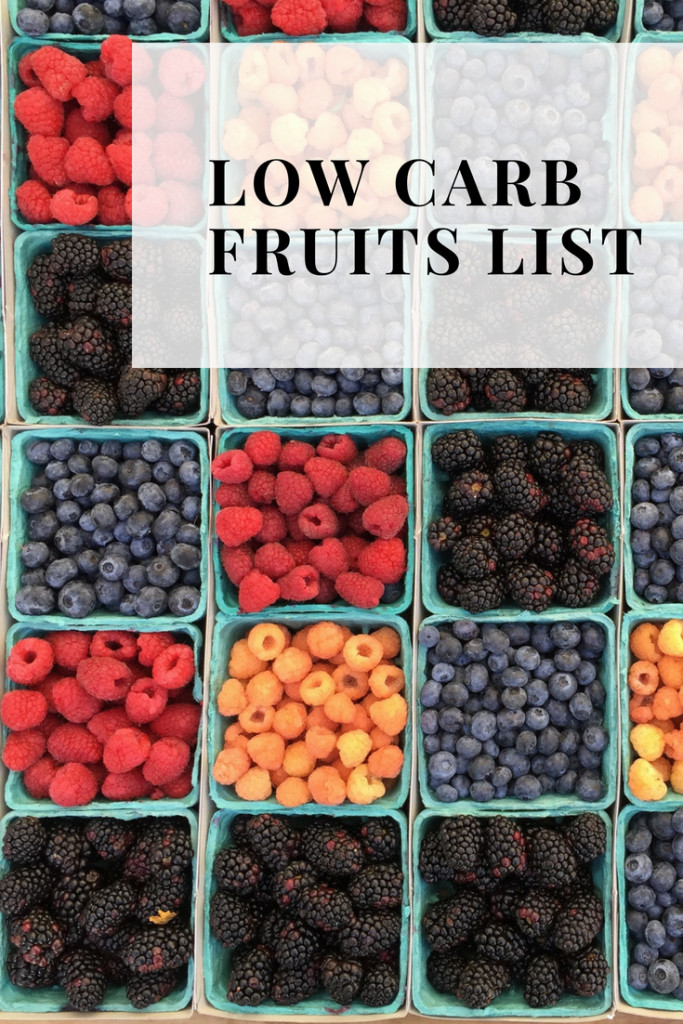 Keto Diet Snacks Fruit  Low Carb Fruits List The Ultimate Guide to Keto Fruits