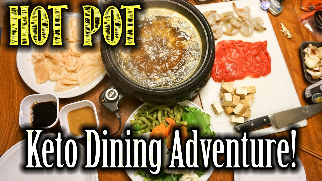 Keto Dinner Party  Keto Hot Pot Great Keto Dinner Party Idea