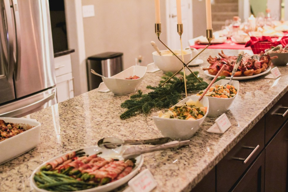 Keto Dinner Party  Keto Christmas Dinner Party Menu