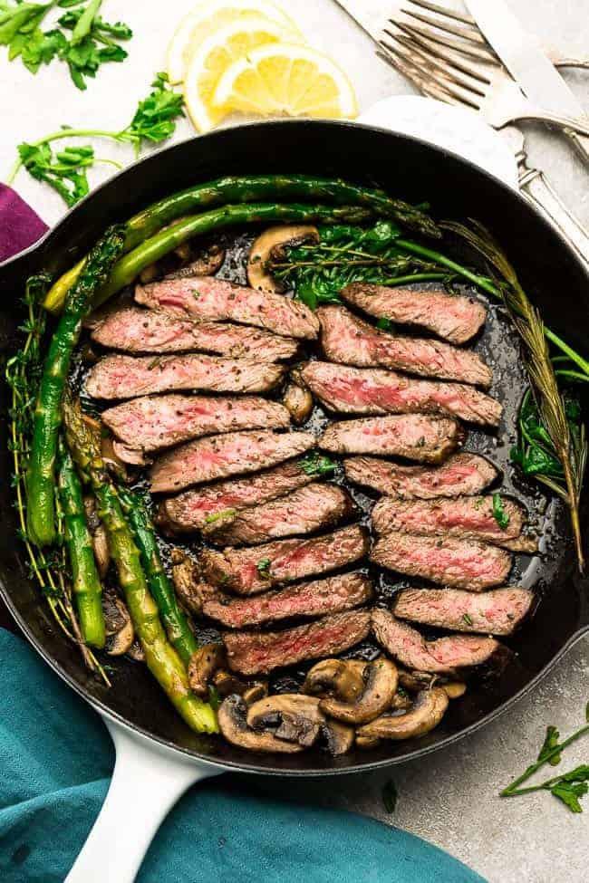 Keto Dinner Recipes Beef Steak  8 Best Keto Steak Recipes Ketosis Revival
