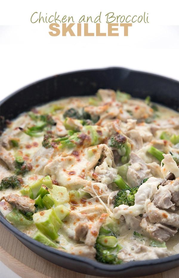 Keto Dinner Recipes Chicken Casserole  Keto Chicken Broccoli Casserole