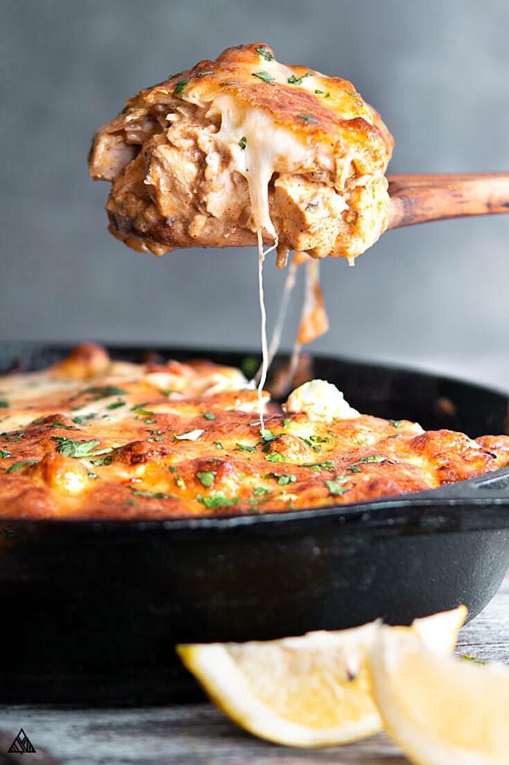 Keto Dinner Recipes Chicken Casserole  7 Keto Chicken Casseroles Your Whole Family Will Love