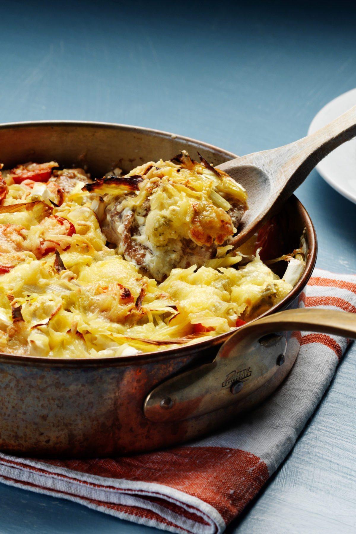 Keto Dinner Recipes Chicken Casserole  Keto chicken casserole Diet Doctor