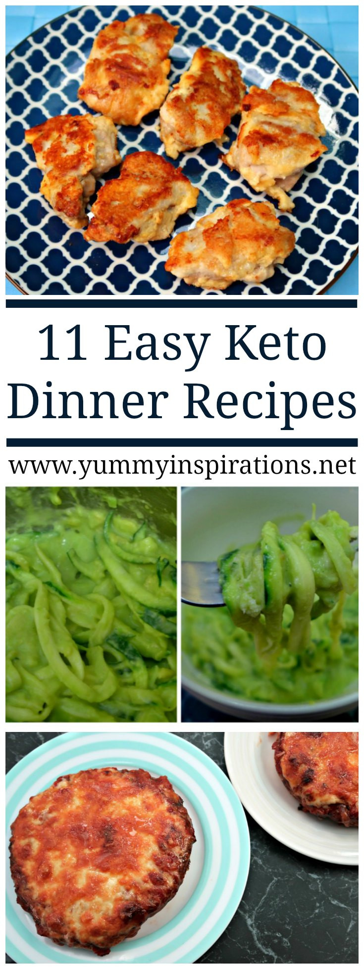 Keto Dinner Recipes Easy Family  11 Easy Keto Dinner Recipes Quick Low Carb Ketogenic