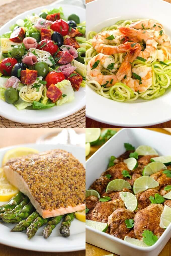 Keto Dinner Recipes Easy Family  35 Easy Keto Dinner Recipes