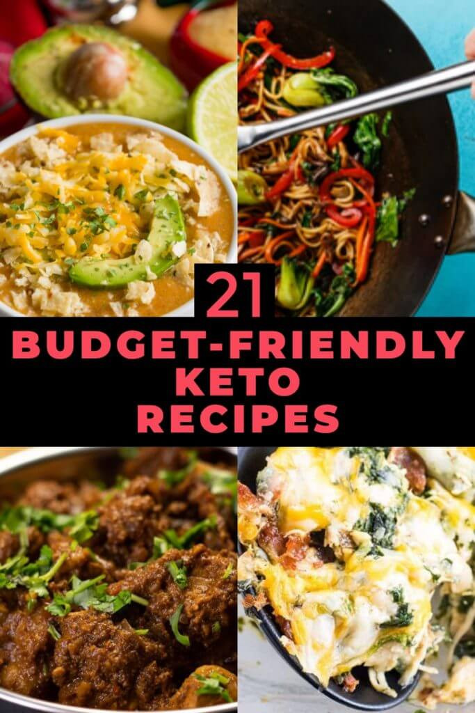 Keto Dinner Recipes Easy Family  21 Easy Keto Dinner Recipes To Make The Cheap For