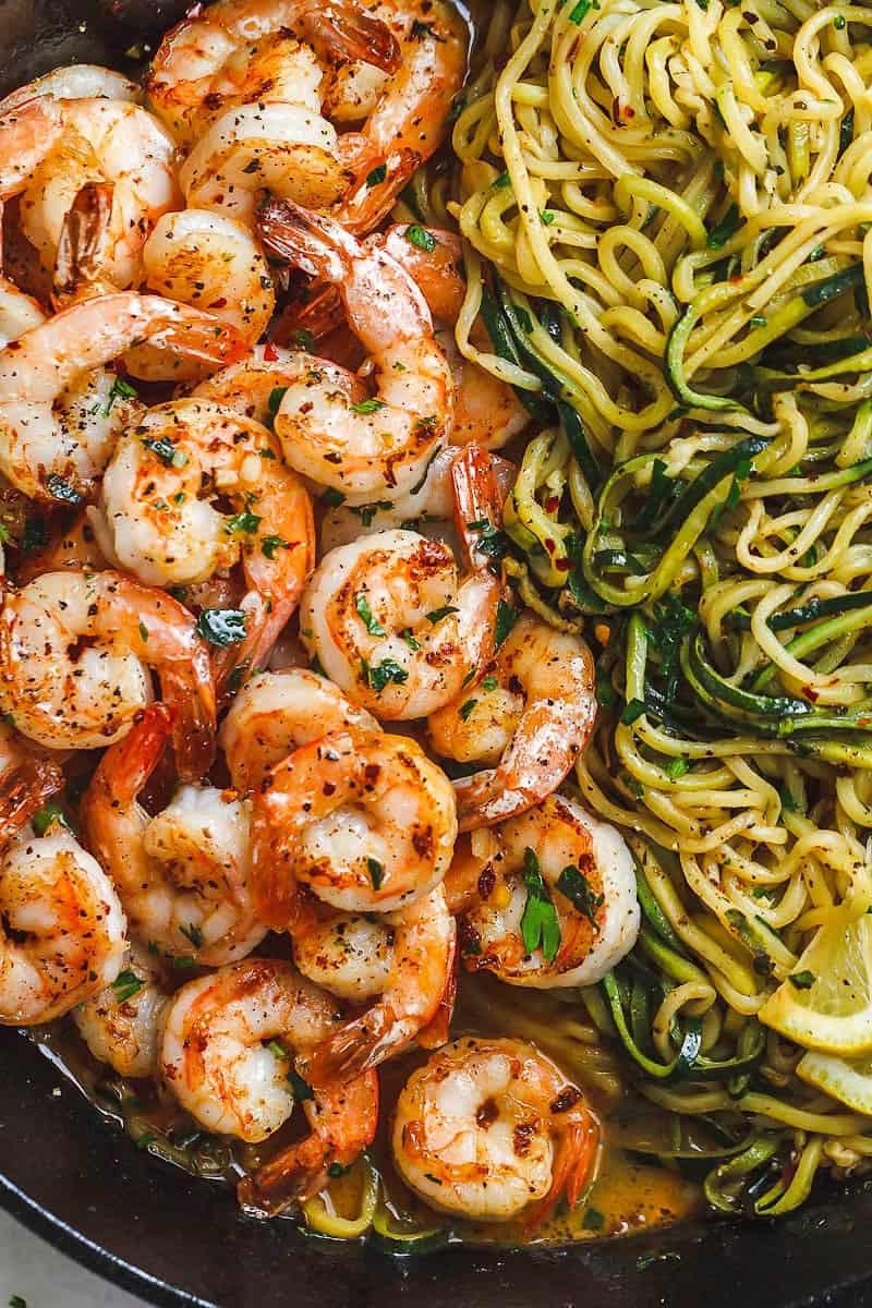 Keto Dinner Recipes Shrimp  9 Quick Keto Dinner Recipes To Make In 15 Mins Less