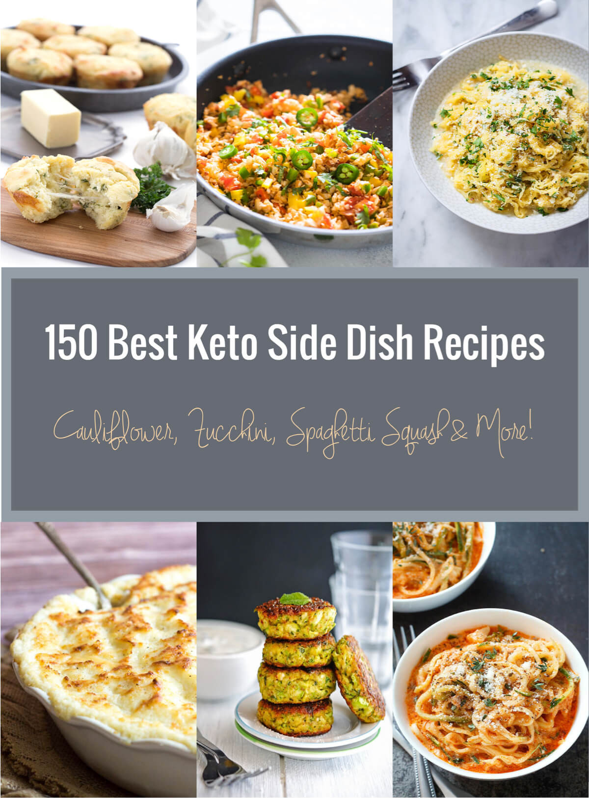 Keto Dinner Side Dishes  150 Best Keto Side Dish Recipes Low Carb