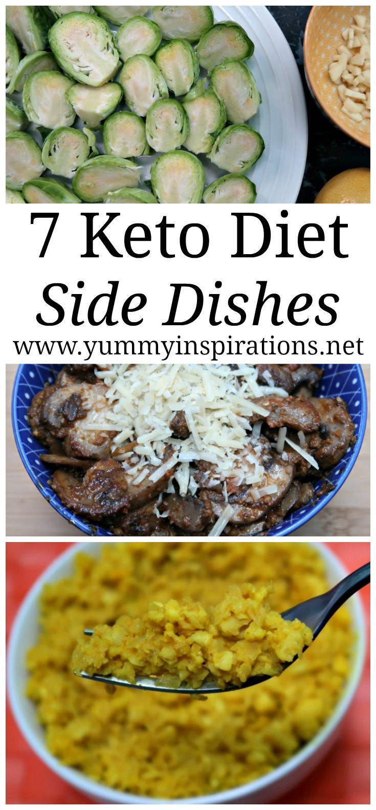 Keto Dinner Side Dishes  7 Keto Side Dishes Easy Low Carb Sides LCHF Recipes