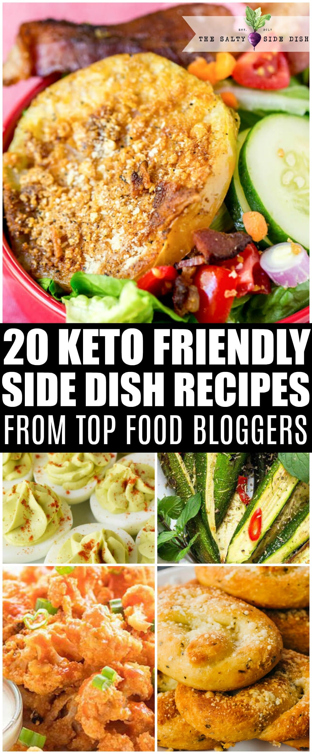 Keto Dinner Side Dishes  20 Keto Side Dishes for Low Carb Menus