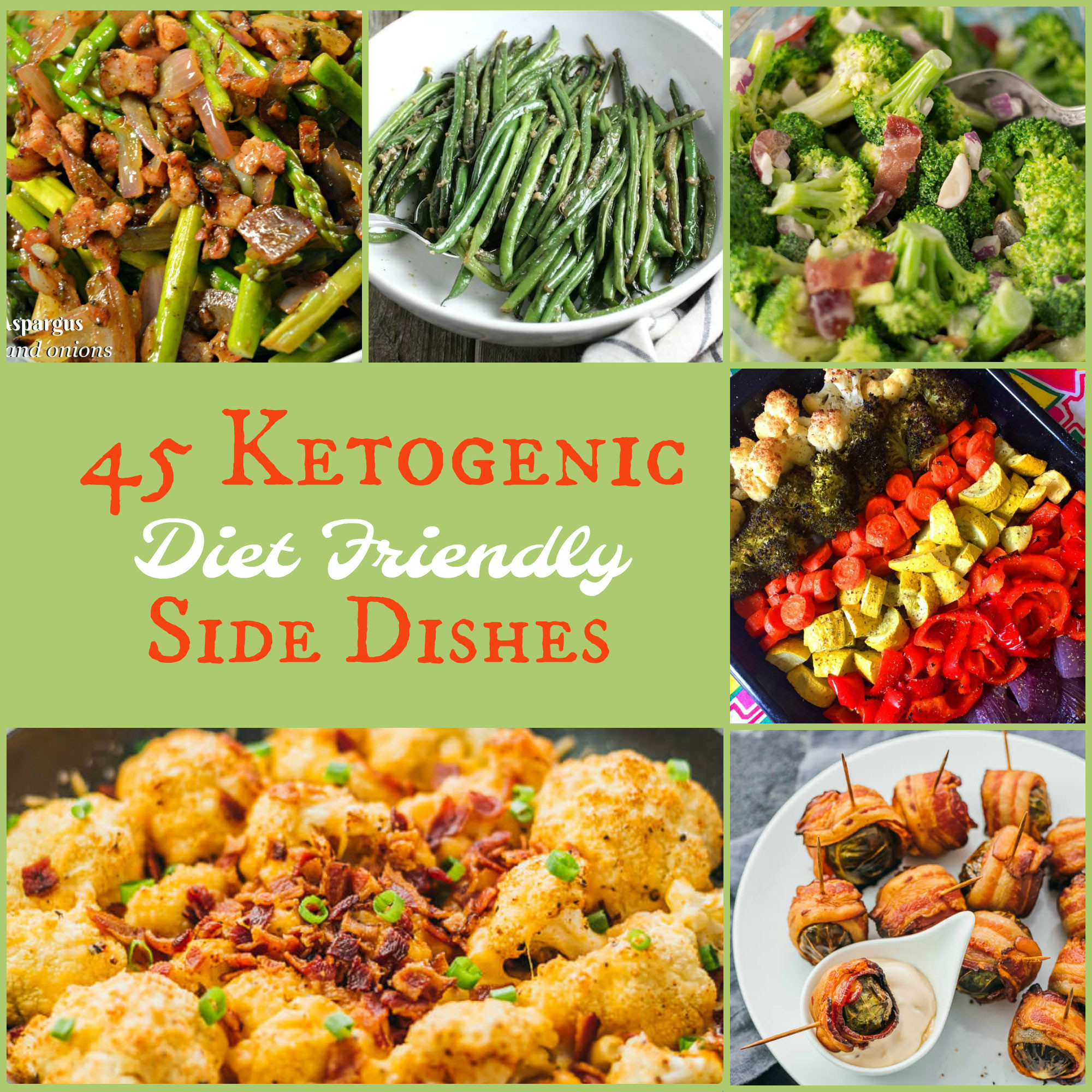Keto Dinner Side Dishes  Keto Diet Side Dishes for the Holidays Ketogenic recipe