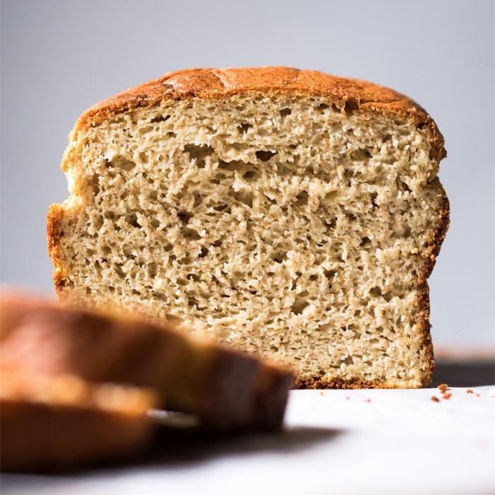 Keto Gluten Free Bread  Not Eggy Gluten Free & Keto Bread With Yeast