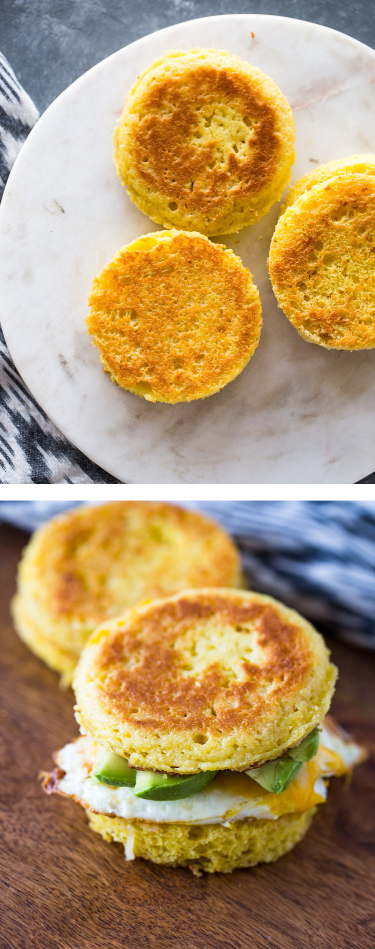 Keto Sandwich Bread Microwave  90 Second Microwavable Low Carb Keto Bread
