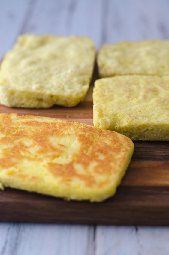 Keto Sandwich Bread Microwave  Keto Microwave Sandwich Bread Paleo Gluten Free The