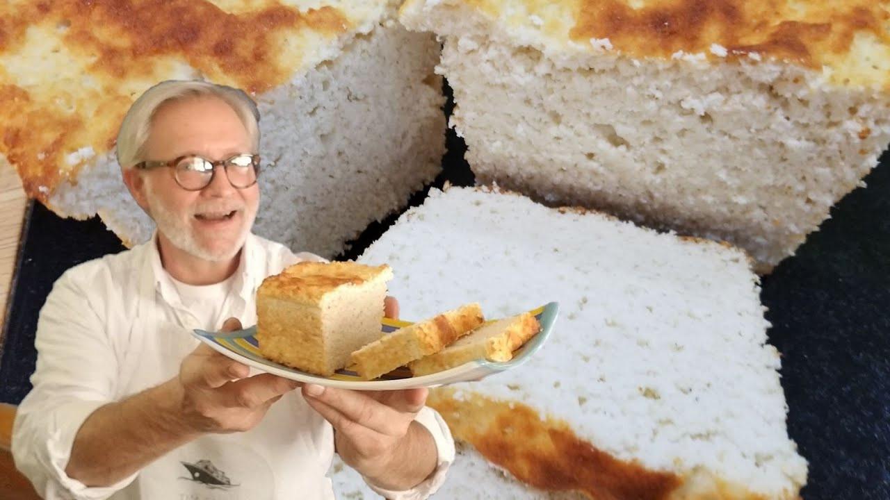 Keto Sandwich Bread No Egg  KETO WHITE SANDWICH BREAD NO EGGS GREAT TOAST