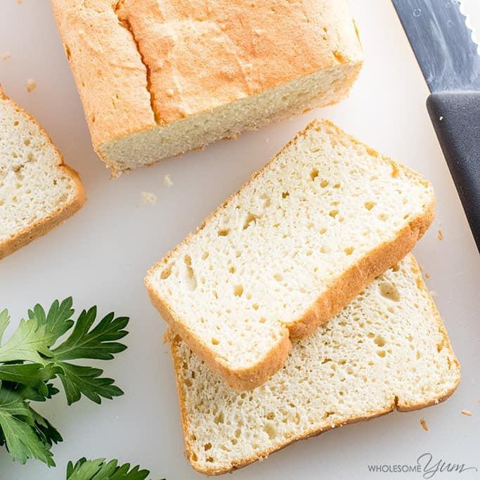 Keto Sandwich Bread Recipes  EASY KETO BREAD RECIPE – Lifestyle C