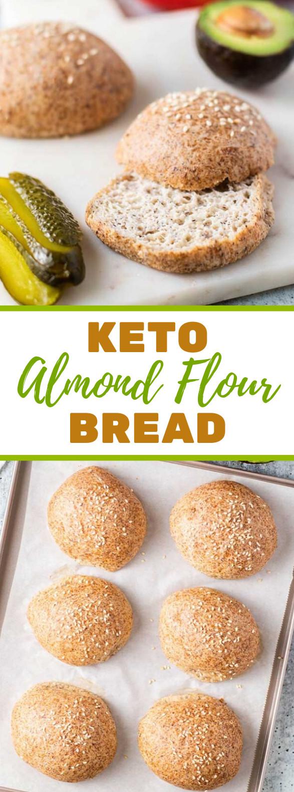 Keto Sandwich Bread Rolls  Keto Bread Rolls sandwiches healthy