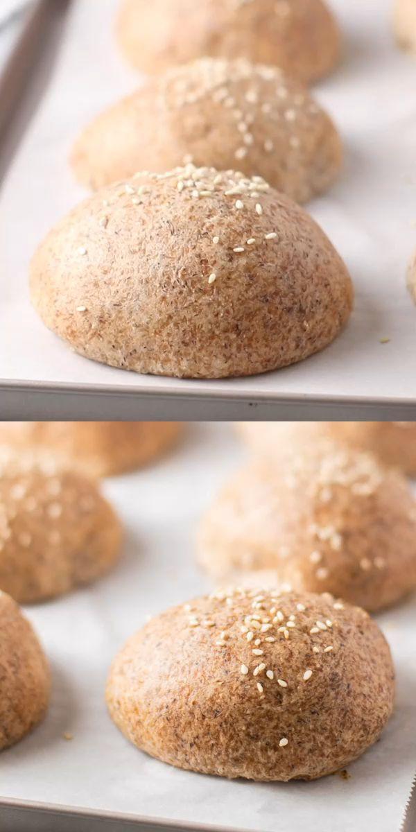 Keto Sandwich Bread Rolls  These Keto Bread Rolls are perfect for sandwiches burgers