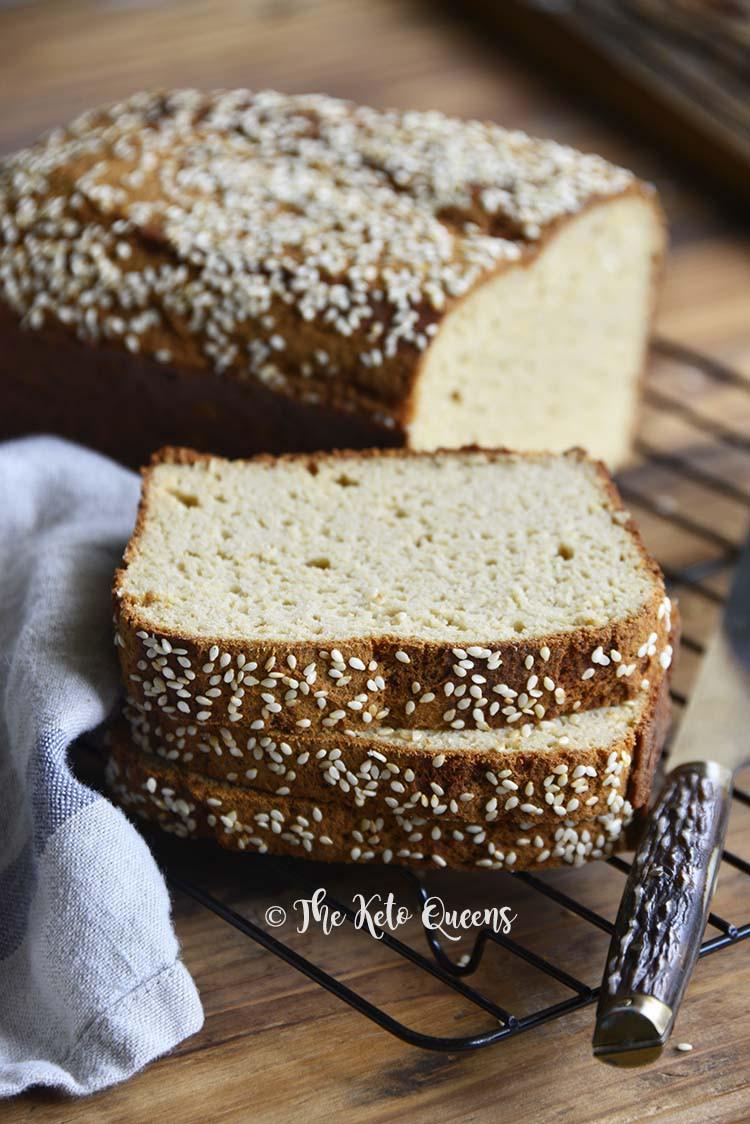 Keto Sandwich Bread Store  The Best Keto Bread Recipe Low Carb and Paleo Bread