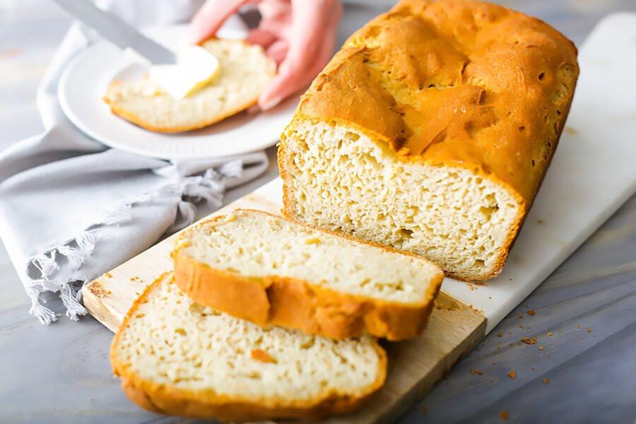 Keto Sandwich Bread Store  Sliced Keto Sandwich Bread