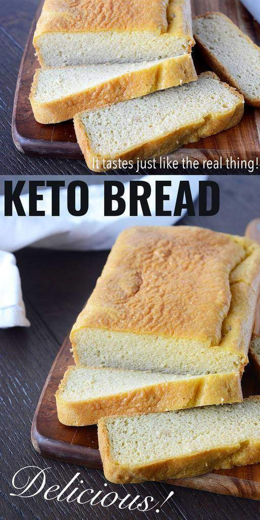 Keto Sandwich Bread Store  Keto Bread Delicious Low Carb Bread Soft with No Eggy