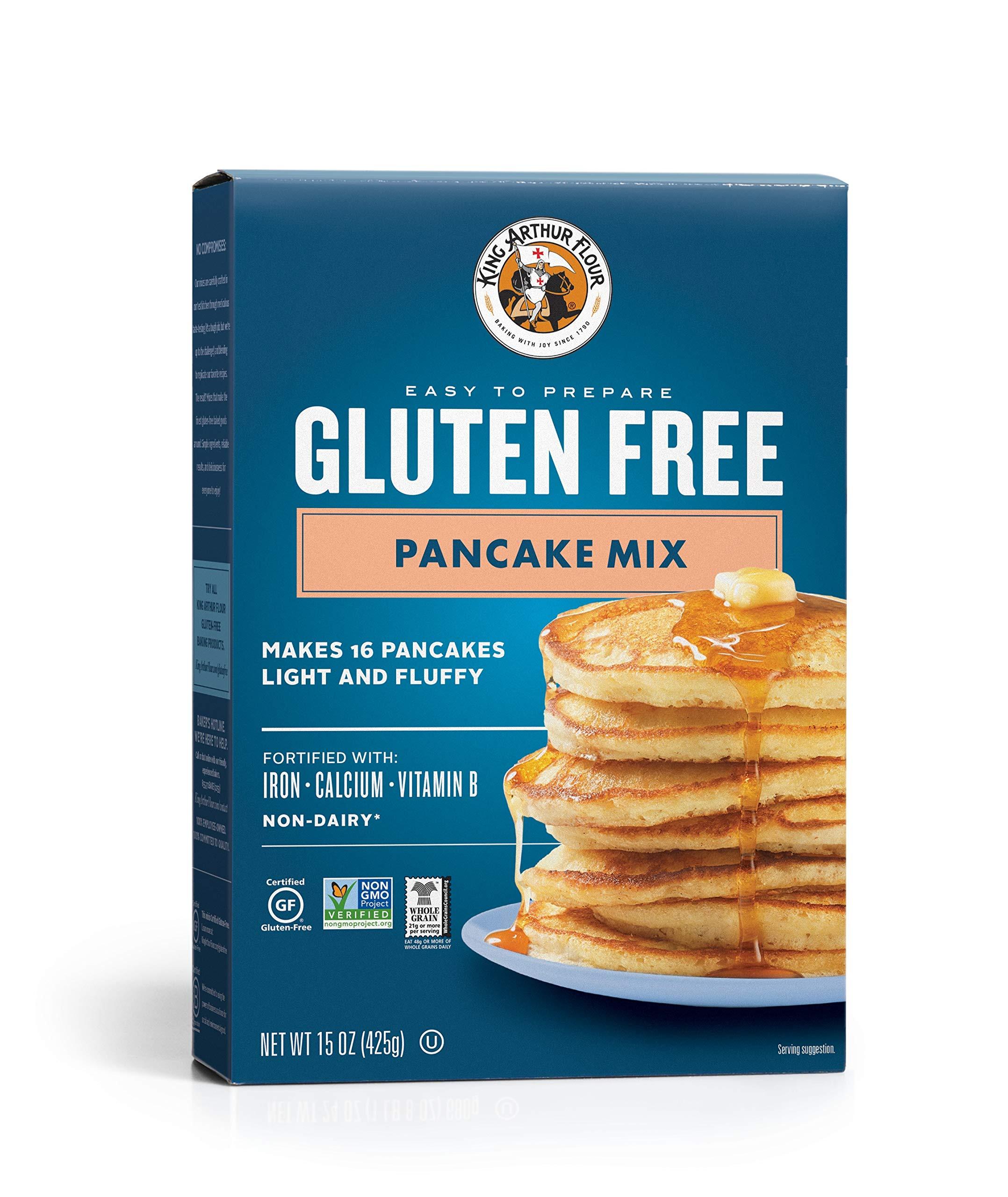 King Arthur Gluten Free Bread  Amazon King Arthur Flour Bread Mix Gluten Free 18