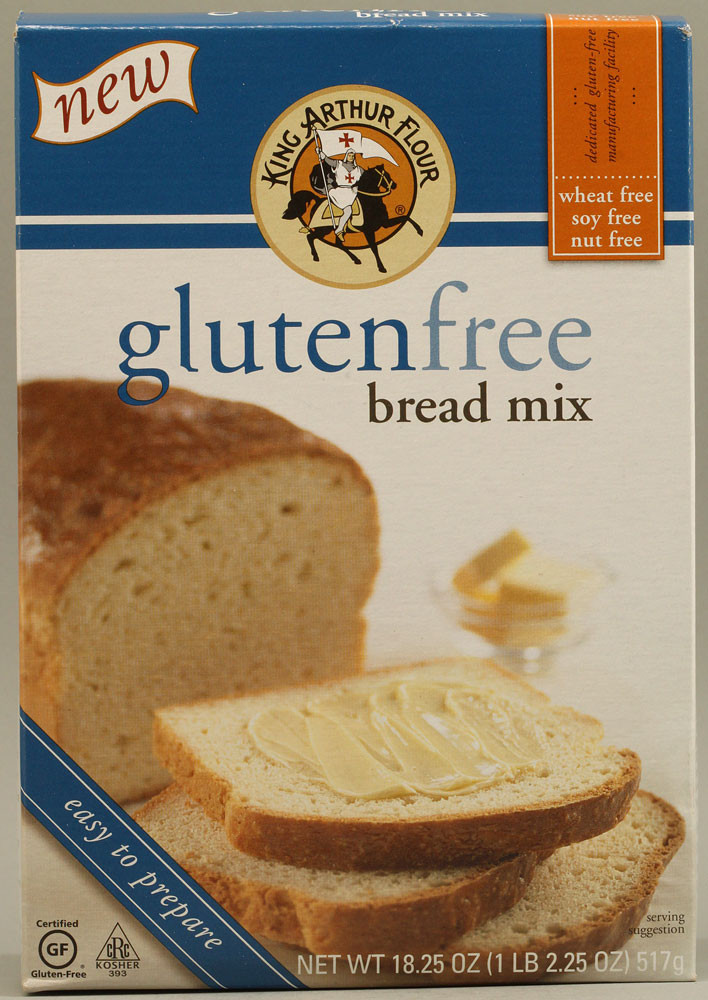 King Arthur Gluten Free Bread  king arthur gluten free bread mix
