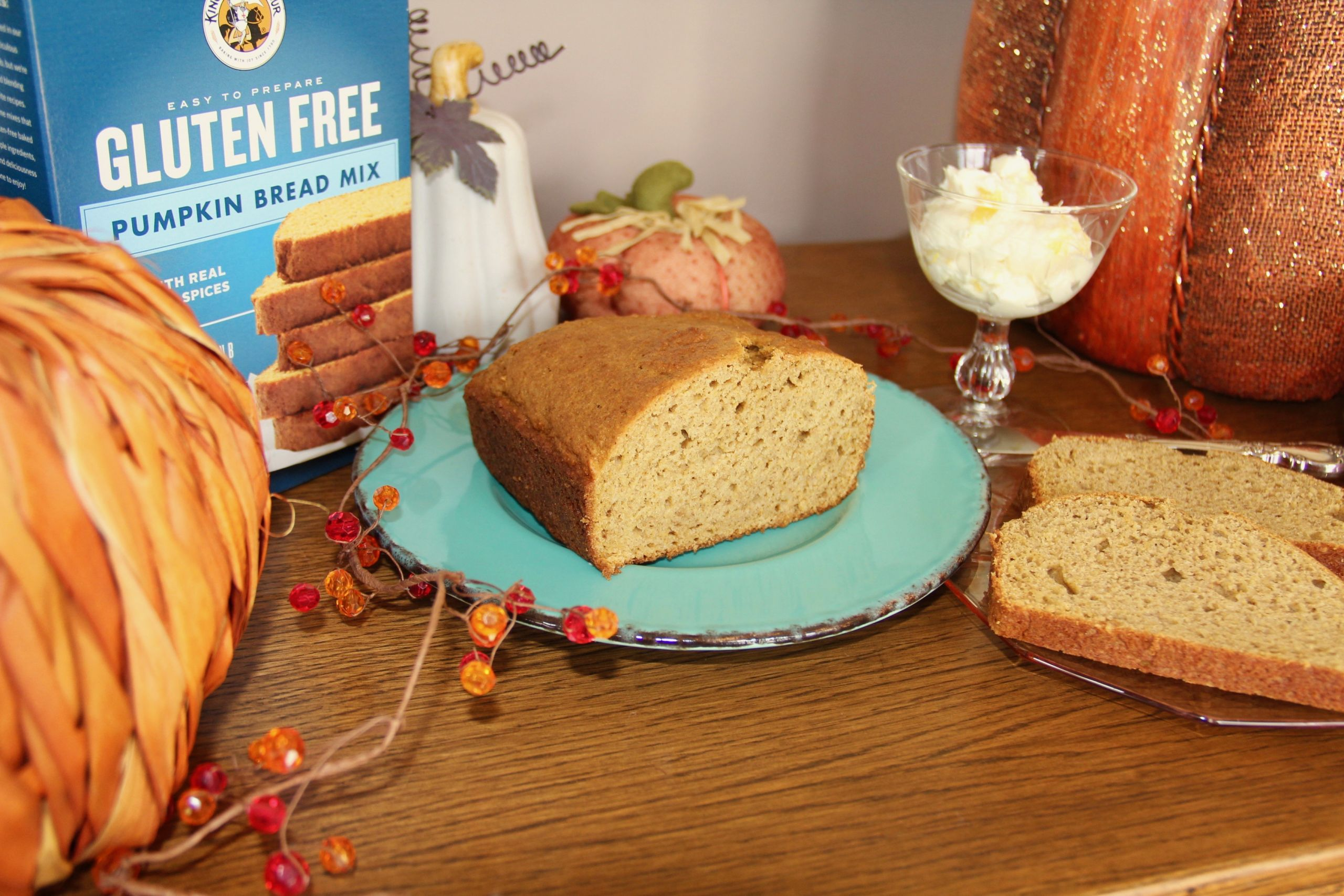 King Arthur Gluten Free Bread  Pumpkin Bread King Arthur Flour Unexpected Discoveries