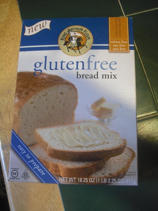 King Arthur Gluten Free Bread  REVIEW King Arthur Gluten free Bread Mix Mom Knows It