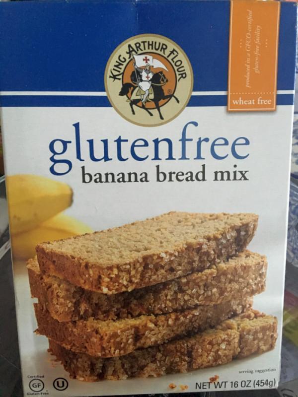 King Arthur Gluten Free Bread  King Arthur Flour Gluten Free Banana Bread Mix Raving