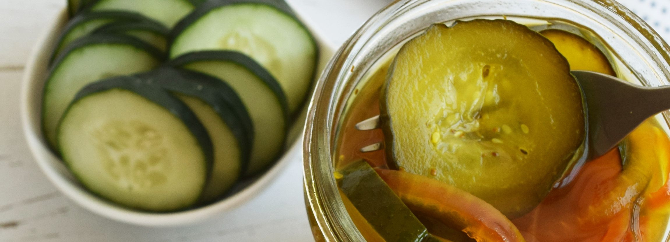 Low Carb Bread And Butter Pickles  Bread and Butter Pickles Recipe