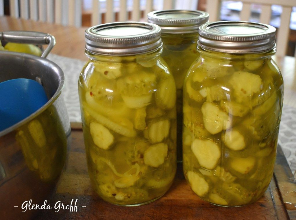 Low Carb Bread And Butter Pickles  Bread and Butter Pickles THM FP Sugar free Low carb
