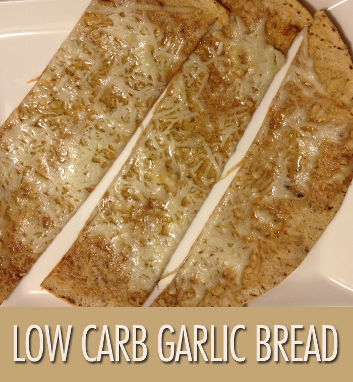 Low Carb Bread In Stores  Low Carb Garlic Bread – Quarter Past Normal