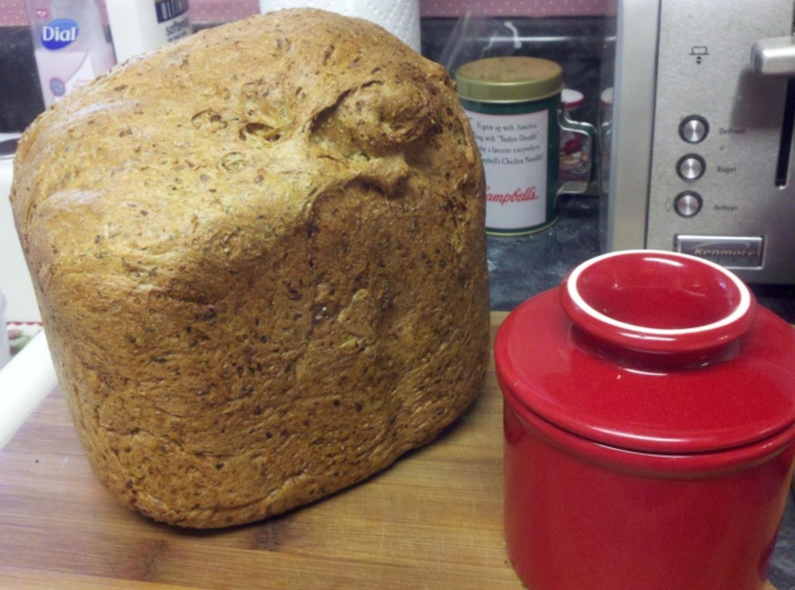 Low Carb Bread Machine Recipes  Bob s Red Mill Low Carb Bread bread machine Recipe 2
