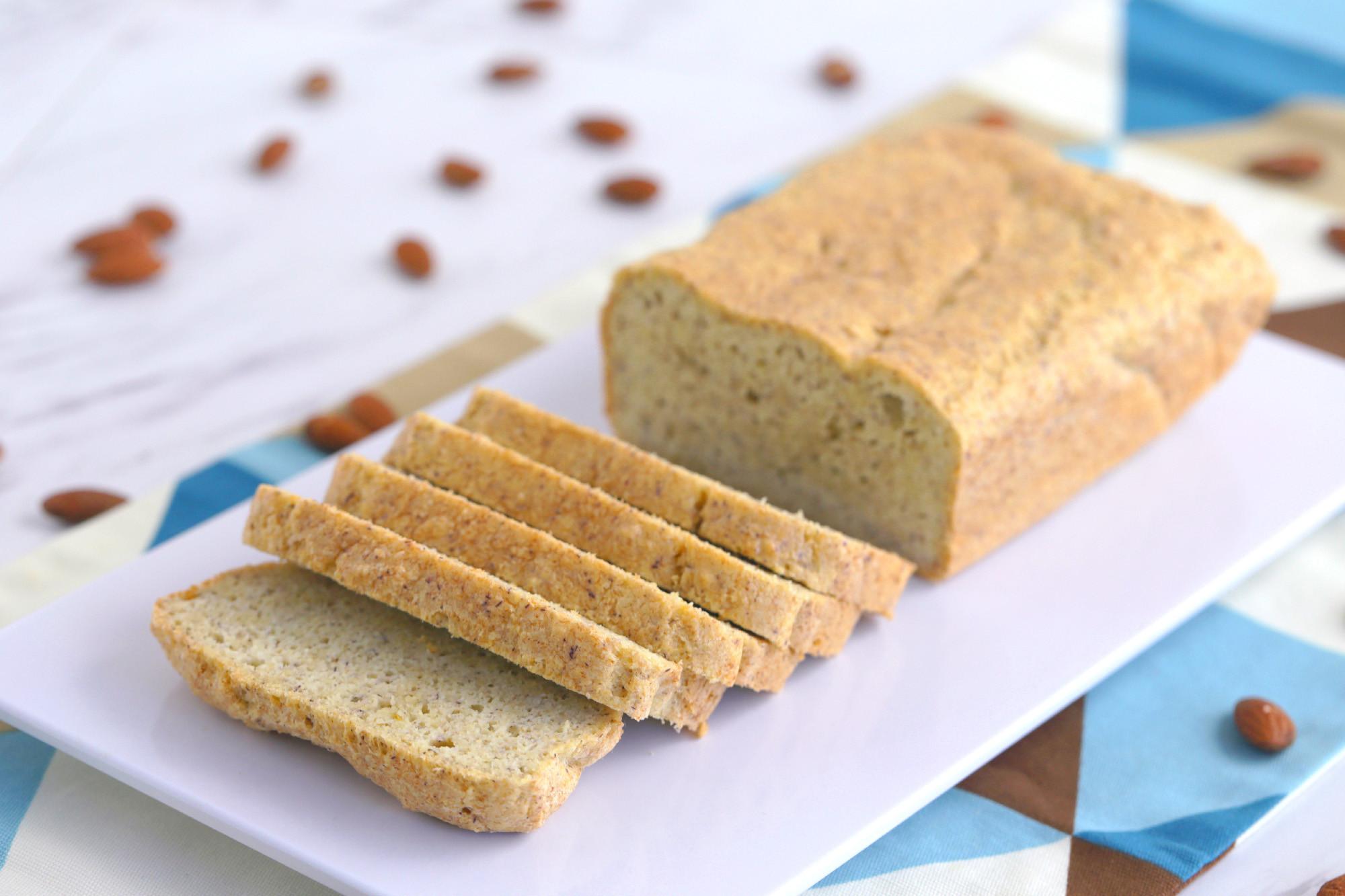 Low Carb Bread Recipes Almond Flour  Low Carb Almond Flour Bread Recipe