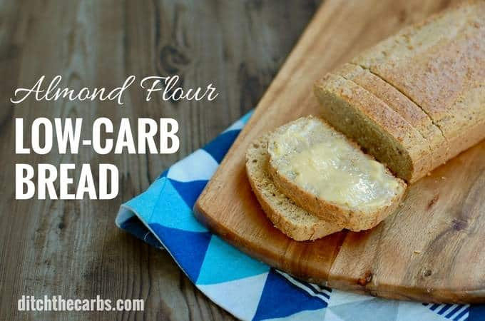 Low Carb Bread Recipes Almond Flour  Low Carb Almond Flour Bread THE recipe everyone is going