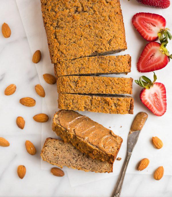 Low Carb Bread Recipes Almond Flour  Almond Flour Bread