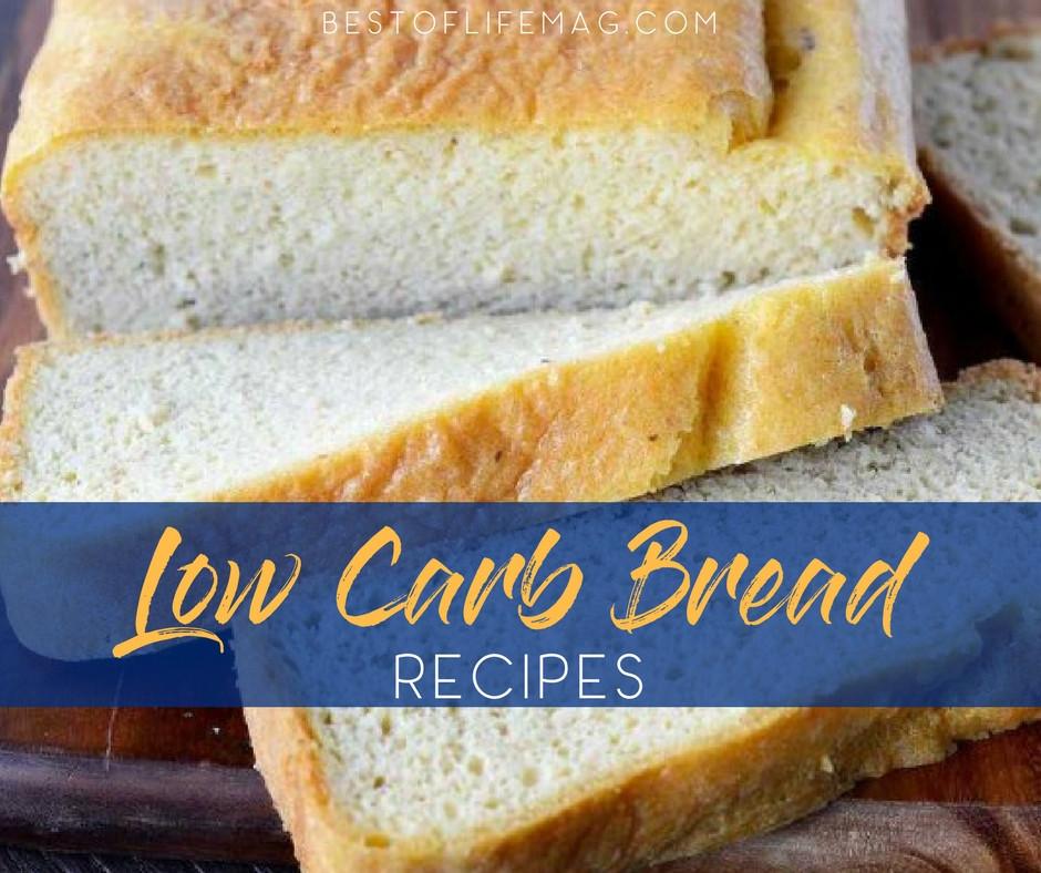 Low Carb Bread Recipes  Low Carb Bread Recipes for the Bread Machine Best of