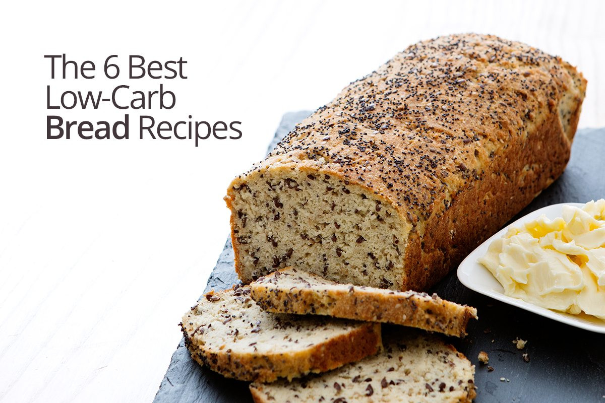 Low Carb Bread Recipes  The top 6 low carb bread recipes Diet Doctor