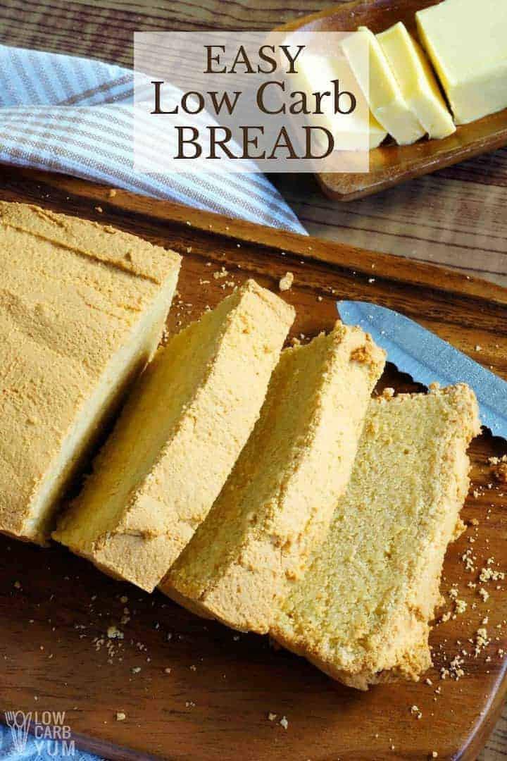 Low Carb Bread Recipes  Low Carb Bread Recipe Quick & Easy