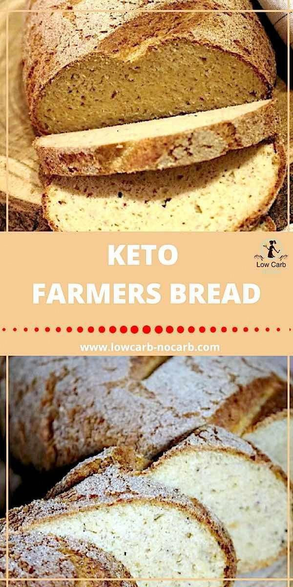 Low Carb Bread Without Eggs  Keto Bread Recipe Without Eggs KetoDietBreadSubstitute in