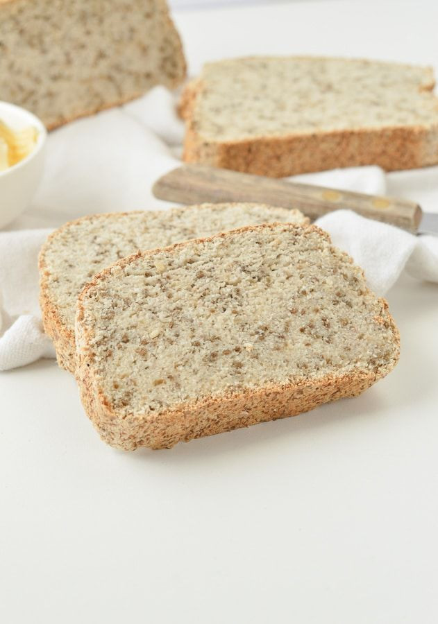 Low Carb Bread Without Eggs  THE BEST KETO BREAD WITHOUT EGGS ketobread keto
