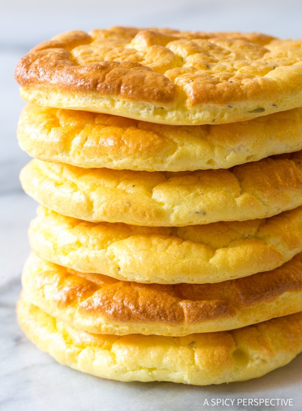 Low Carb Cloud Bread Recipe  Best Cloud Bread Recipe Low Carb Gluten Free Grain Free