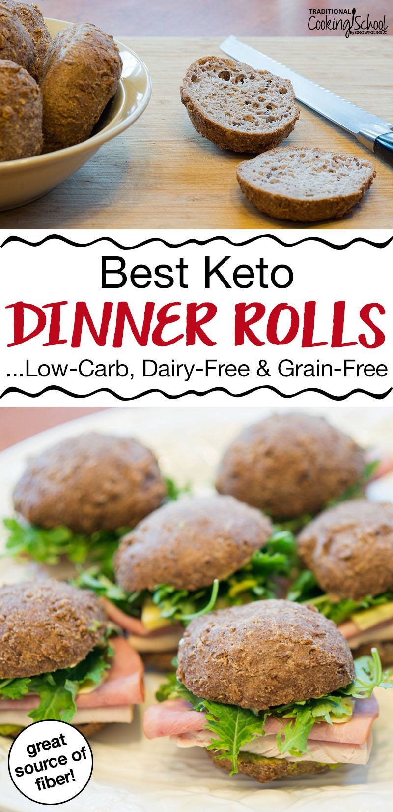 Low Carb Dinner Rolls  Best Keto Dinner Rolls Low Carb Dairy Free Grain Free