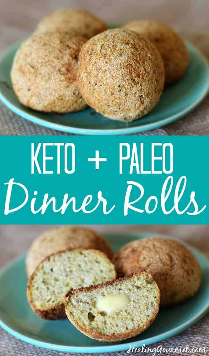 Low Carb Dinner Rolls  50 Best Low Carb Bread Recipes for 2018