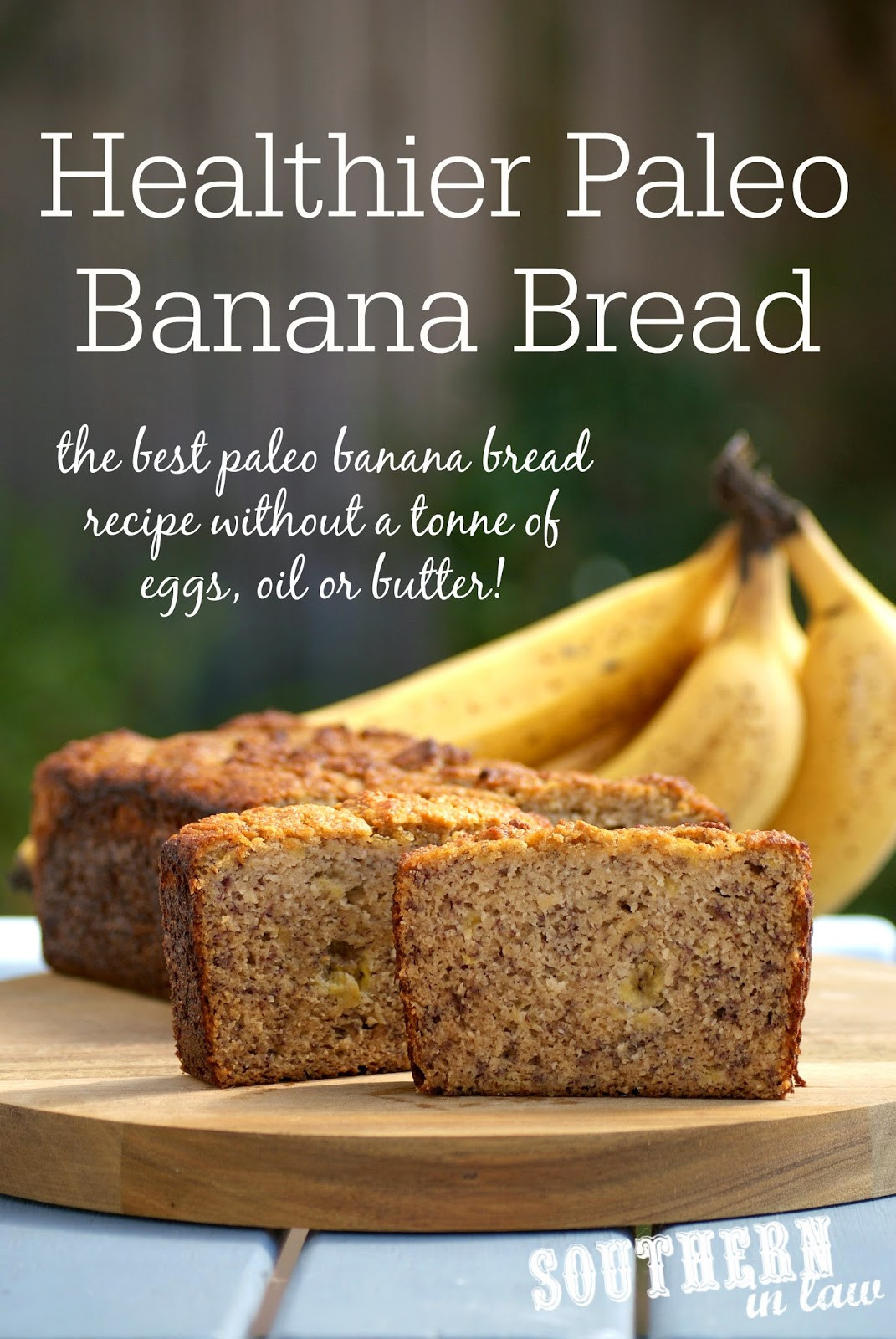 Low Carb Healthy Bread  Southern In Law Recipe The Best Healthy Paleo Banana Bread
