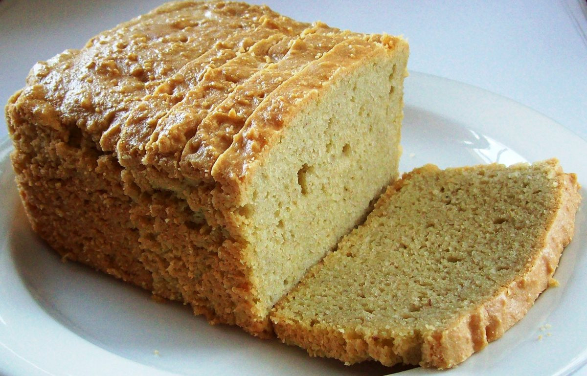Low Carb Healthy Bread  Incredibly Easy Low Carb Bread Recipe