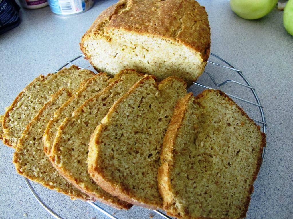 Low Carb Healthy Bread  Low Carb Bread 2 net carbs per slice